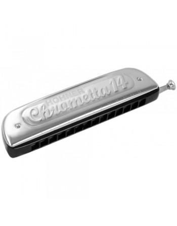 Hohner 257/56 Chrometta 14...
