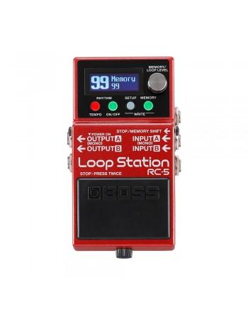 BOSS LOOP STATION RC-5