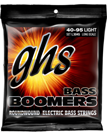 GHS BASSE 40-95 XTRA LONG...